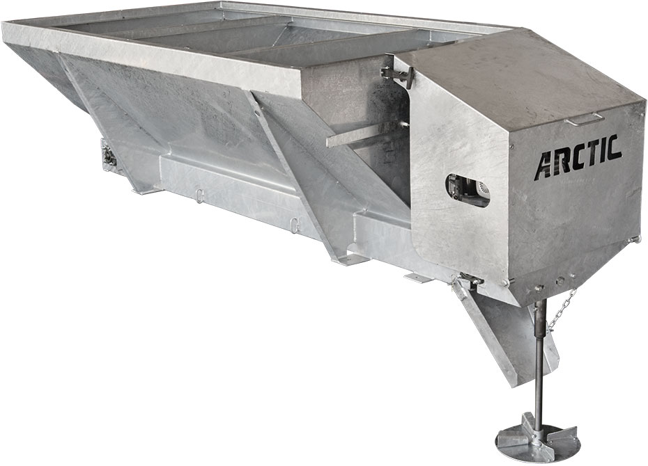 Galvanized Spreader